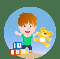 діти віком від 3 до 6 років